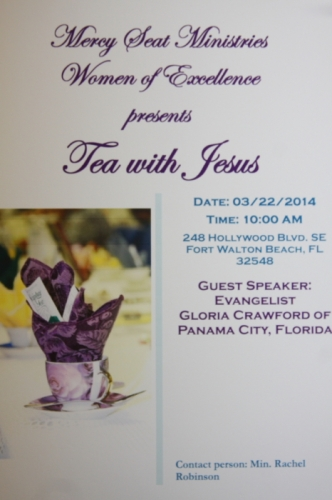 Tea With Jesus